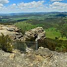 Hassan`s Walls Panorama by Terry Everson
