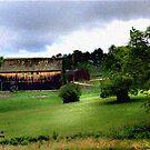 Old Barn II by jpryce