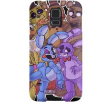 FNAF- The Gang's All Here Samsung Galaxy Case/Skin