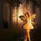 Ballerina Fairy by Angelina Cornidez