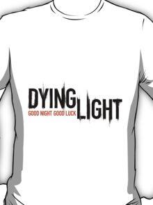 Dying Light Game Logo T-Shirt