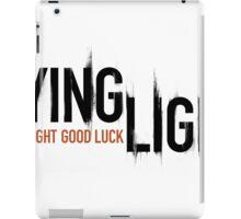 Dying Light Game Logo iPad Case/Skin