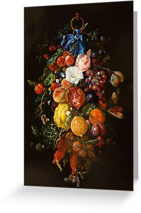 dutch still life #1 by pucci ferraris