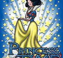 Princess Time - Snow White by Penelope Barbalios