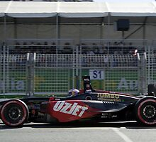 Indycar - Surfers Paridise 2007- Robert Doornbos by ozzo