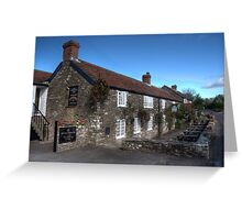Carpenters Arms Greeting Card