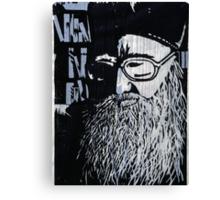 Rabbi Canvas Print