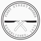 Fleet Steet Barber by StewNor
