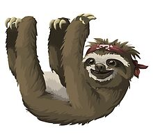 Sloth by kwg2200