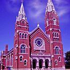 St. Joseph Church by Marie Sharp