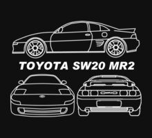 Toyota sw20 mr2 by bass6153