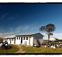 Bekisiwe School, Coffee Bay, South Africa by Joe Mckay