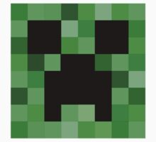 The creeper Kids Clothes