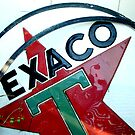 Texaco Star by Zolton