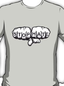 Stop Hate - Love More T-Shirt