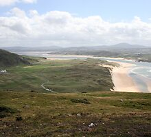 Donegal countryside, donegal by John Quinn