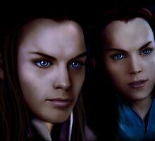 Twins by Gorgidas