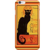 Tournee Du Chat Noir - After Steinlein iPhone Case/Skin