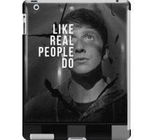Kieren Walker is a gift iPad Case/Skin