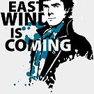 East Wind is coming by Mad42Sam