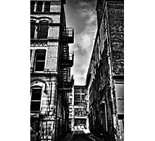 Northern Quarter MANchester Photographic Print