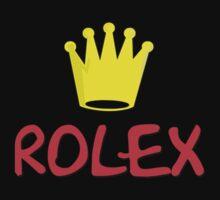 Bart Simpson Coronet - Rolex by ericjohanes