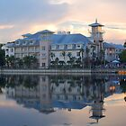 Celebration Hotel in Celebration, Florida by Rod Hawk