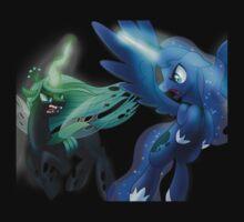 Princess Luna vs Chrysalis Kids Clothes