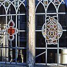 Church House Windows, Colyton, Devon UK by lynn carter