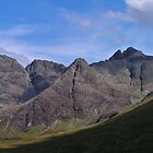 Sgurr Thuilm - Isle of Skye by Kat Simmons