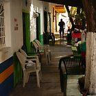 old town of pv - centro histórico de puerto vallarta by Bernhard Matejka