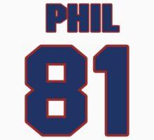 National Hockey player Phil Kessel jersey 81 by imsport