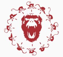 Army of the 12 Monkeys by createdezign