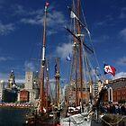 Tall Ships by Colin Shepherd