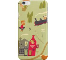 The Windy 'Hood iPhone Case/Skin