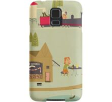 Black Pudding Samsung Galaxy Case/Skin
