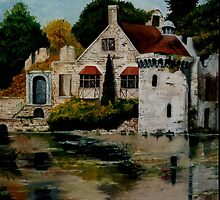 Scotney Castle by laura57