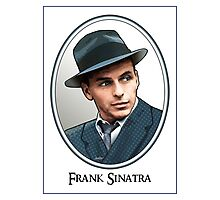 Frank Sinatra - Rat Pack Master Photographic Print