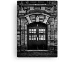 University Of Toronto Mechanical Engineering Building Canvas Print