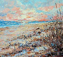 Atlantic Dunes by Ann Marie Coolick