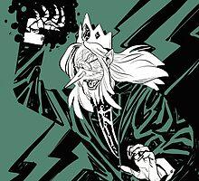 Ice King by groovy-bastard