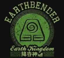 Earthbender by SxedioStudio