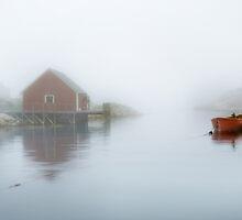 Peggy's Cove by Dali