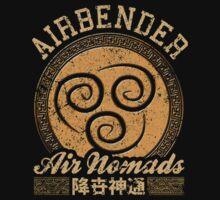 Airbender by SxedioStudio