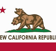 New California Republic  by TK Hoover