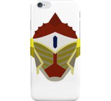 Kamen Rider Baron - Banana Arms iPhone Case/Skin