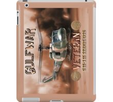 UH-1 Iroquois Gulf War Veteran iPad Case/Skin