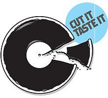 Cut it / Taste it by mandu-pl