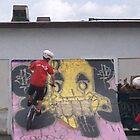 BMX Ramps & Local Band Day @ Atomic Bikes, La Mirada, CA USA by leih2008