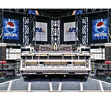 Chase Field Fridays Extended Photographic Print
